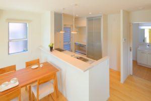 台所の主な床材の種類と特徴