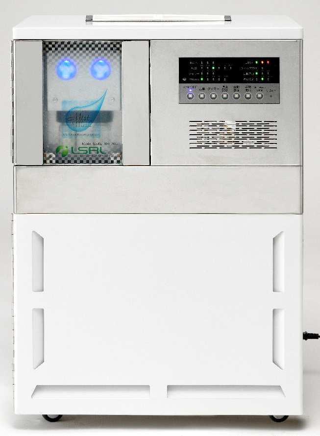 ミストウォッシュ®は国内外で認められ、 国内・国際特許取得済みの最先端の空気清浄技術です。