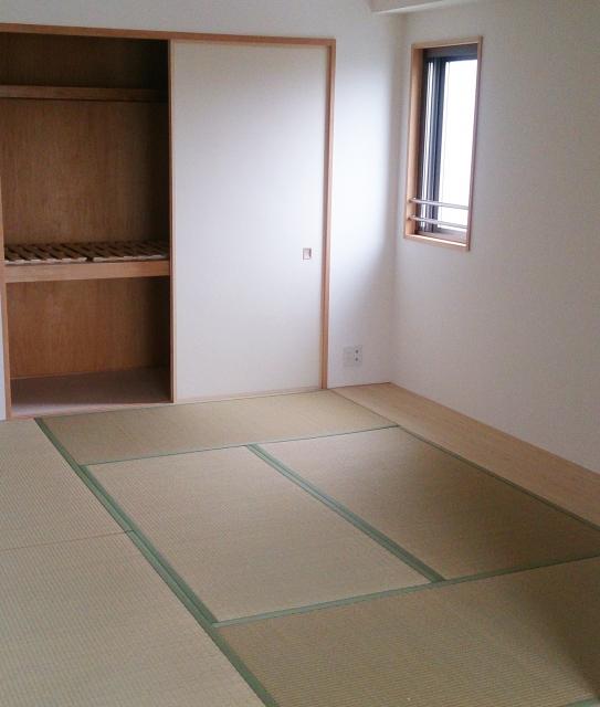 マンション畳和室のフローリングリフォームの際の注意点