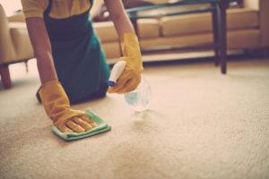 メンテナンスは床材の種類によって変わります